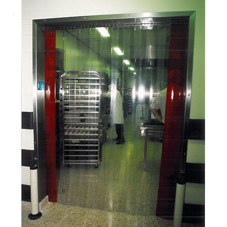 ARROWstrip Anti-Static PVC Strip Curtain  sc 1 st  ARROW Industrial Group & PVC Crash Doors and Flexible Rubber Swing Doors UK | Arrow Industrial UK