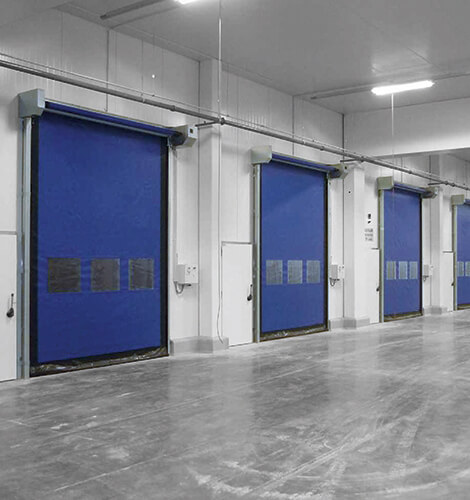 Interior High Speed Doors & ARROW High Speed Fast Acting Rapid Roll Doors across the UK | Arrow ...