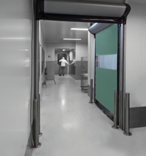 D313LF Rapid Roll Door