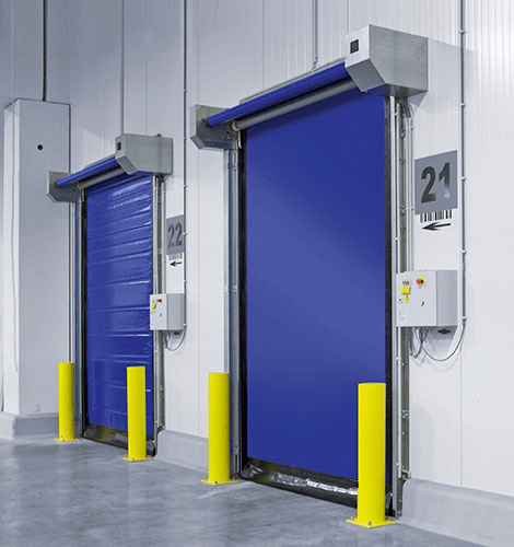 Freezer High Speeds Doors 2