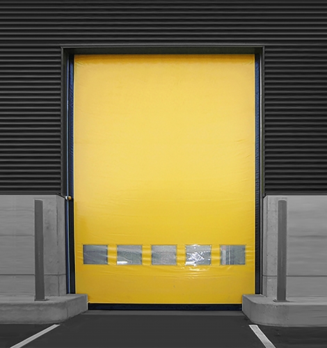 Power M3 Rapid Roll Door