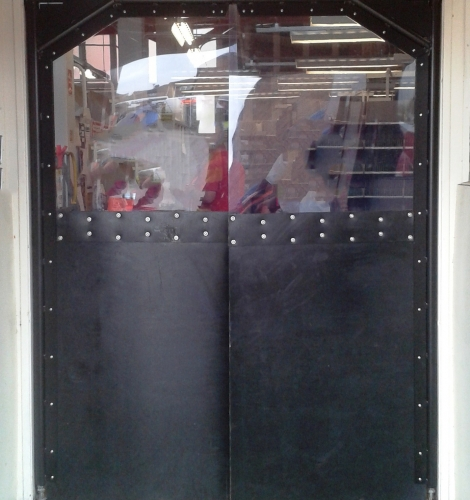 Image Result For Commercial Steel Security Doors